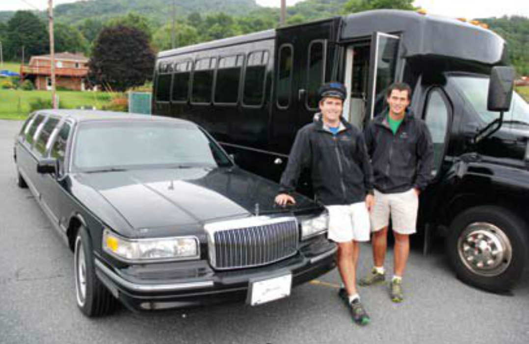 Leonard Brothers, Owners High Country Limo Services