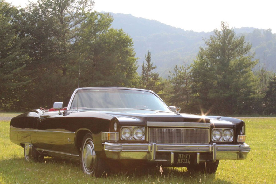 1974 Cadillac - High Country Transportation Services