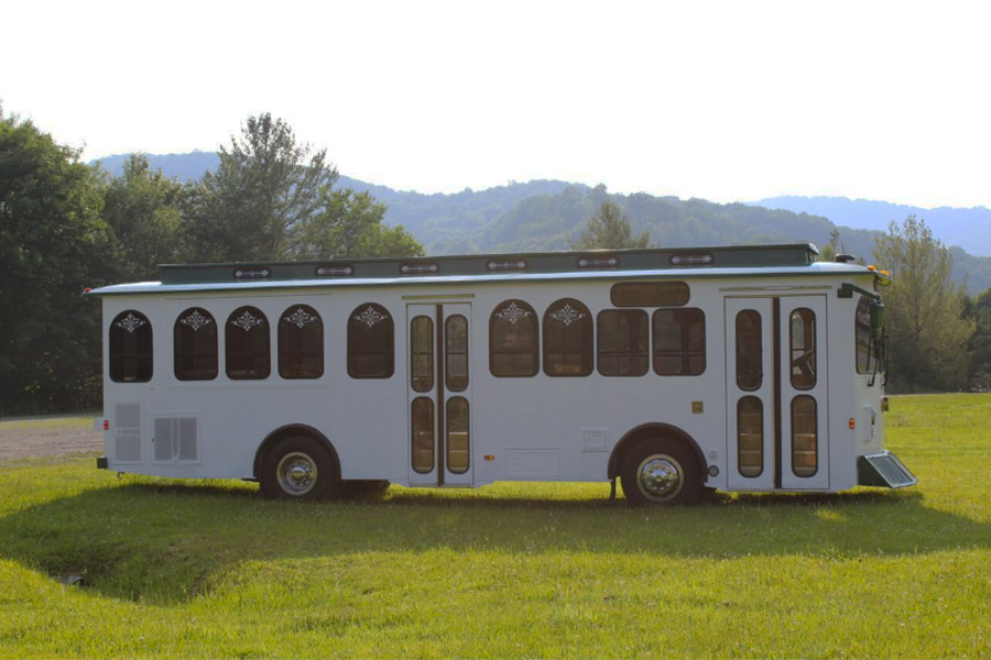 Authentic 19th Century Trolley - High Country Transportation Services